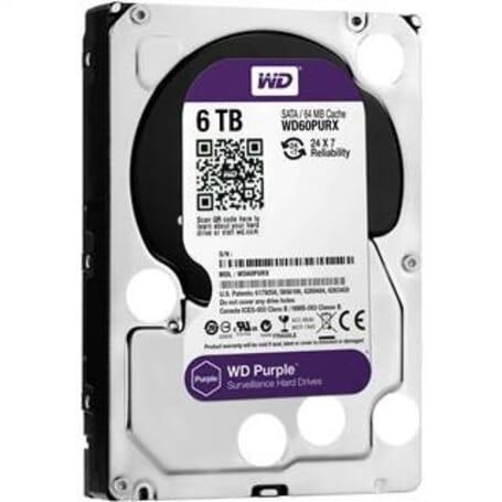 6TB HDD